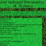 Wiosenne Warsztaty Permakultury
