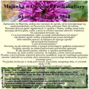 majówka w ogrodach permakultury