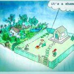 Trawniki vs ogrody obfitości